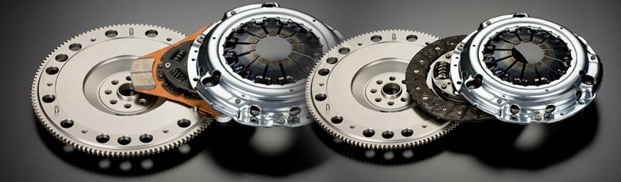 Flywheel & Clutch