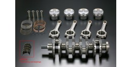 K20A Stroker 2150 KIT I Type with Connecting Rod Bearings - 87.00mm