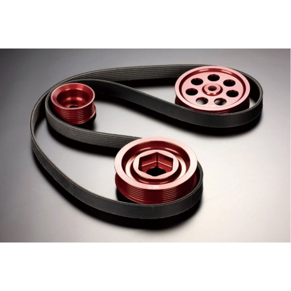 K20A(FD2) Light Weight Front Pulley KIT ...