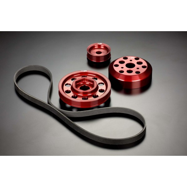 L15A (GE8) Light Weight Front Pulley KIT